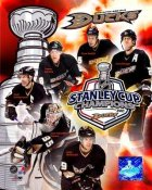 Ducks 2007 Stanley Cup Team Composite Photo LIMITED STOCK 8x10 Photo