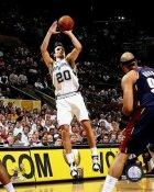 Manu Ginobili 2007 Finals Game 2 Spurs 8X10 Photo LIMITED STOCK