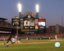 Justin Verlander No Hitter 2007 Comerica Park Detroit Tigers 8X10 Photo