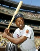 Hank Aaron Atlanta Braves 8X10 Photo