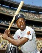 Hank Aaron Atlanta Braves 8X10 Photo