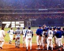 Hank Aaron 715 HR Atlanta Braves 8X10 Photo