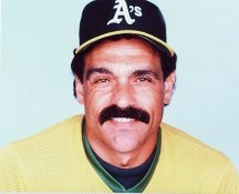 Davey Lopes Oakland A's 8X10 Photo