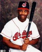 Wayne Kirby Cleveland Indians 8X10  Photo