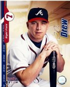 JD Drew Atlanta Braves 8x10 Photo