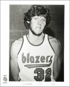 Bill Walton Original Team Issue Blazers 8X10 Photo LIMITED STOCK