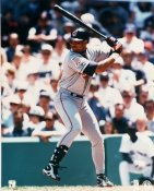 David Justice Cleveland Indians 8X10 Photo