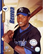 Angel Berroa Studio KC Royals 8X10 Photo