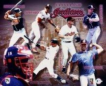 Cleveland Indians 1997 8X10 Photo