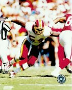 Jeremiah Trotter Redskins 8X10 Photo