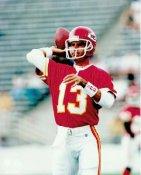 Steve Bono Kansas City Chiefs 8X10 Photo