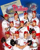 Phillies 2007 Team Composite 8X10 Photo