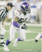 Rod Davis Minnesota Vikings 8X10 Photo