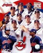 Cleveland Indians 2004 8X10 Photo