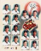 Baltimore Orioles 1998 8X10 Photo