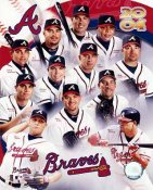 Atlanta Braves 2004 8X10 Photo