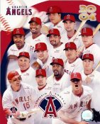 Anaheim Angels 2004 8X10 Photo