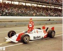 Rick Mears Racing 8X10 Photo