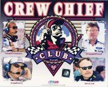 Nascar Crew Chiefs Pemberton Parrott Etc LIMITED STOCK 8x10 Photo