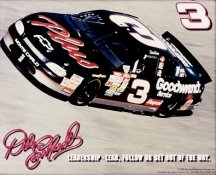 Dale Earnhardt 1998 Racing 8X10 Photo LIMITED STOCK