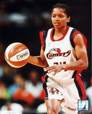 Sonja Henning #24 Comets WNBA 8X10 Photo LIMITED STOCK