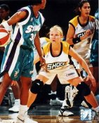 Korie Hlede Shocks WNBA 8X10 Photo LIMITED STOCK