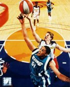 Rhonda Mapp Sting WNBA 8X10 Photo LIMITED STOCK