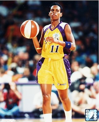 Penny Toler #11 Sparks WNBA 8X10 Photo LIMITED STOCK