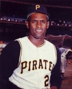 Roberto Clemente Wire Photo 8x10 Pirates