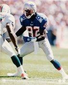 Vincent Brisby New England Patriots 8X10 Photo