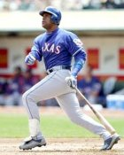 Sammy Sosa Texas Rangers 8X10 Photo