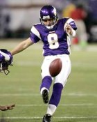 Ryan Longwell Minnesota Vikings 8X10 Photo
