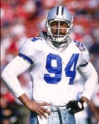 Charles Haley Dallas Cowboys 8X10 Photo