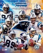 Panthers 2003 Carolina Team 8X10 Photo