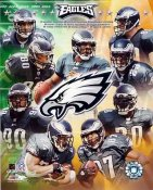 Eagles 2003 Philadelphia Team 8x10 Photo