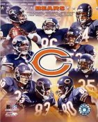 Bears 2003 Chicago Team 8X10 Photo