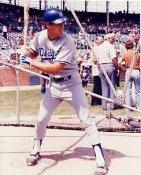 Steve Sax LIMITED STOCK LA Dodgers 8x10 Photo