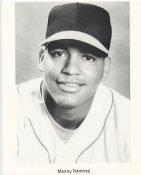 Manny Ramirez LIMITED STOCK Cleveland Indians 8x10 Photo
