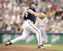 Brian Shouse Milwaukee Brewers 8x10 Photo
