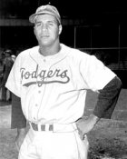 Roy Campanella Los Angeles Dodgers 8X10 Photo