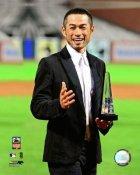 Ichiro Suzuki 2007 MVP All-Star Game LIMITED STOCK Mariners 8X10 Photo
