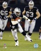 Tim Brown Oakland Raiders 8X10 Photo