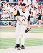 Jeff Diamico Pittsburgh Pirates 8X10 Photo