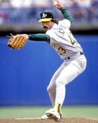Dennis Eckersley Oakland Athletics 8X10 Photo