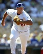 Jonathan Broxton LA Dodgers 8X10 Photo