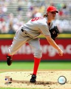 Jered Weaver LIMITED STOCK Anaheim Angels 8X10 Photo