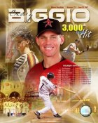 Craig Biggio 3000th Hit Composite 8X10 Photo