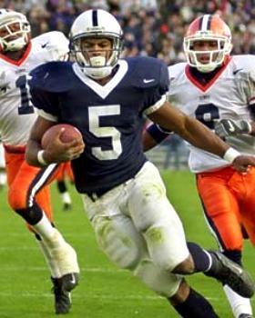 Larry Johnson Penn State 8X10 Photo
