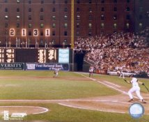 Cal Ripken Jr. Game 6 Baltimore Orioles 8X10 Photo