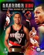 Brandon Roy 2007 NBA R.O.Y. Portland Trail Blazers 8X10 Photo LIMITED STOCK